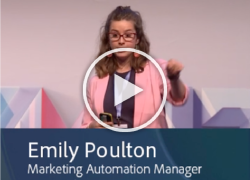 Summit 2019 Deliver measurable and scalable campaigns in Marketo 250x180