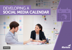 Developing a Social Media Calendar Marketo