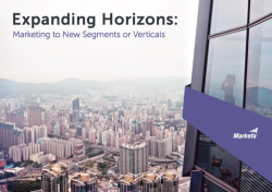 Expanding Horizons Marketing to New Segments or Verticals2