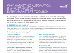 Why Marketing Automation is a Must Have in Every Marketers Toolbox4