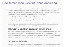 win lose event marketing thumbnail