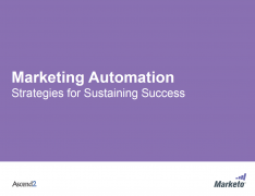 Marketing Automation Strategies for Sustaining Success Ascend2 snip