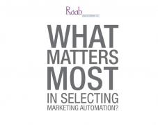 what matters most in selecting marketing automation thumbnail