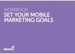 Set Your Mobile Marketing Goals snip