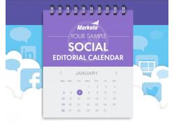 Your Sample Social Media Calendar