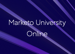 Marketo University Online Icon for SilverStripe2
